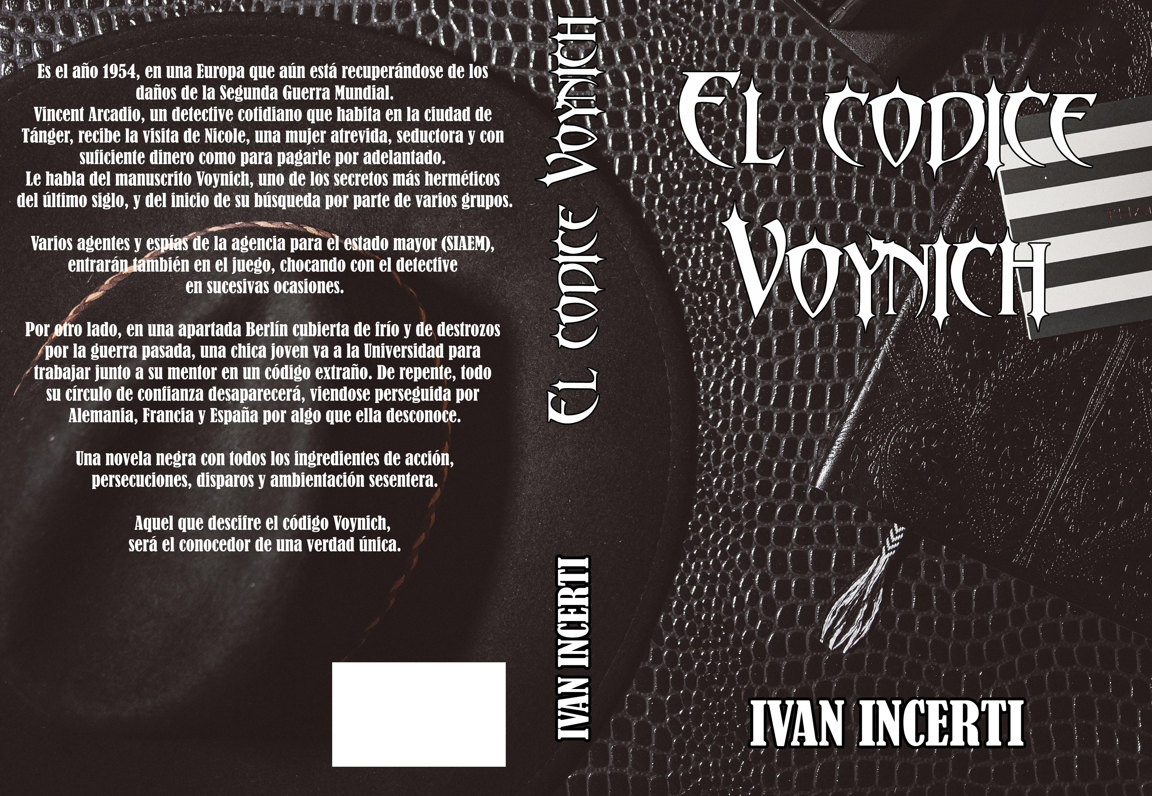 Lanzamiento próximo: El Códice Voynich